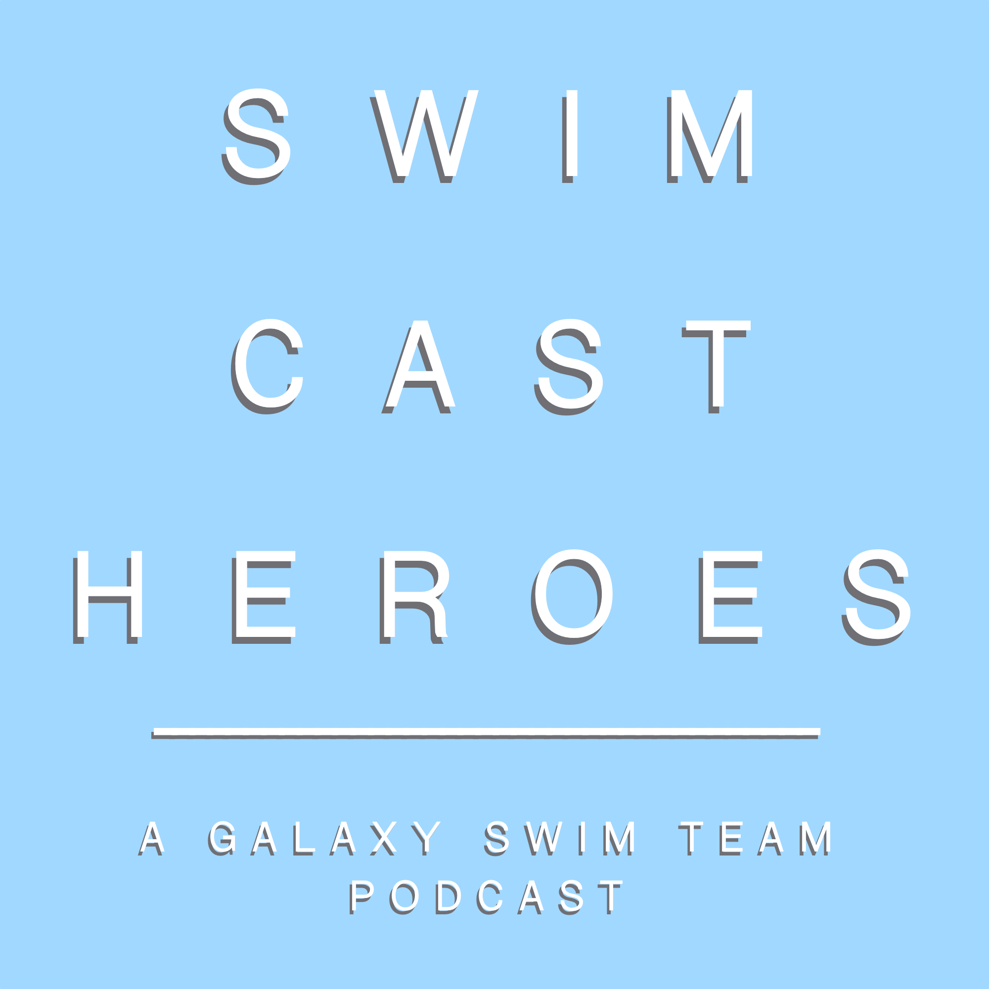 Swim Cast Heroes Cover Image